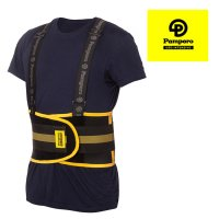 Faja lumbar Pampero, uso ideal para ropa de trabajo talles 1 al 5