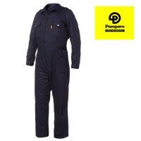 Mameluco Pampero azul marino, ropa de trabajo talles 62/70