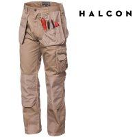 Super pantalon cargo reforzado Halcón para trabajo talles 40 al 54