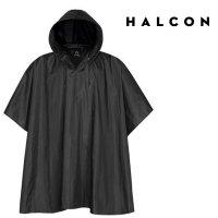 Poncho de lluvia ámplio Halcon talle único en caja