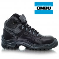 Botin Ombu Ozono, calzado de seguridad con puntera de acero