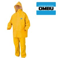 Traje de agua impermeable Ombu en pvc talles XL/3 XL